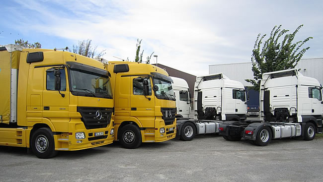 Kuchnia Trucks Sindelfingen